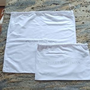 Drawstring dust cover bag ( Stuart Weitzman)